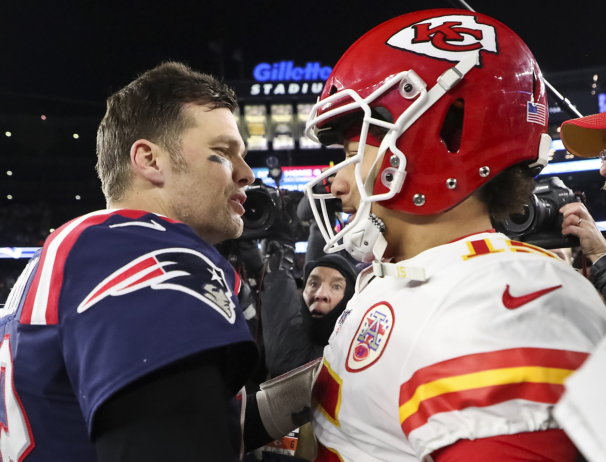 How Old Was Patrick Mahomes When Tom Brady Won His First Super Bowl?