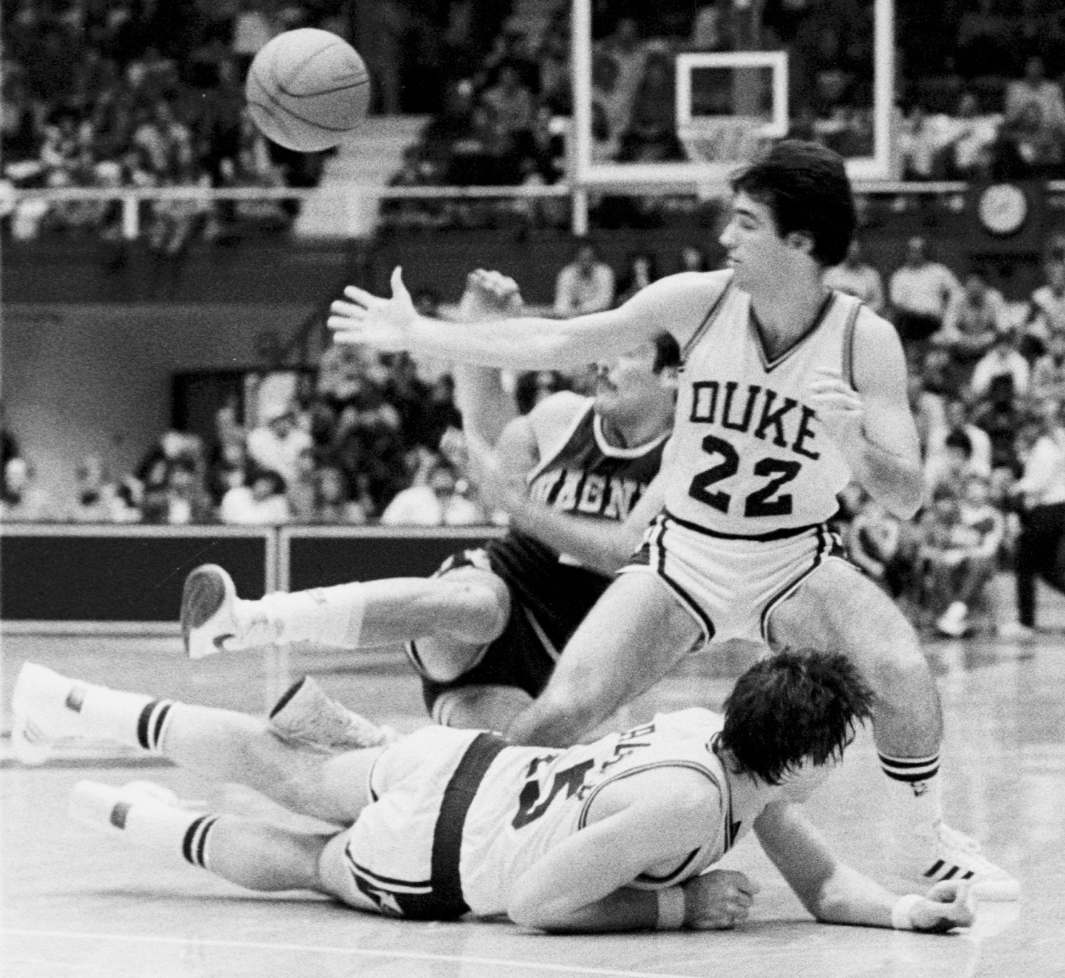 Tom Emma helped lay the groundwork for Duke's college basketball dominance. He, however, sadly fell to his death at only 49 years old.