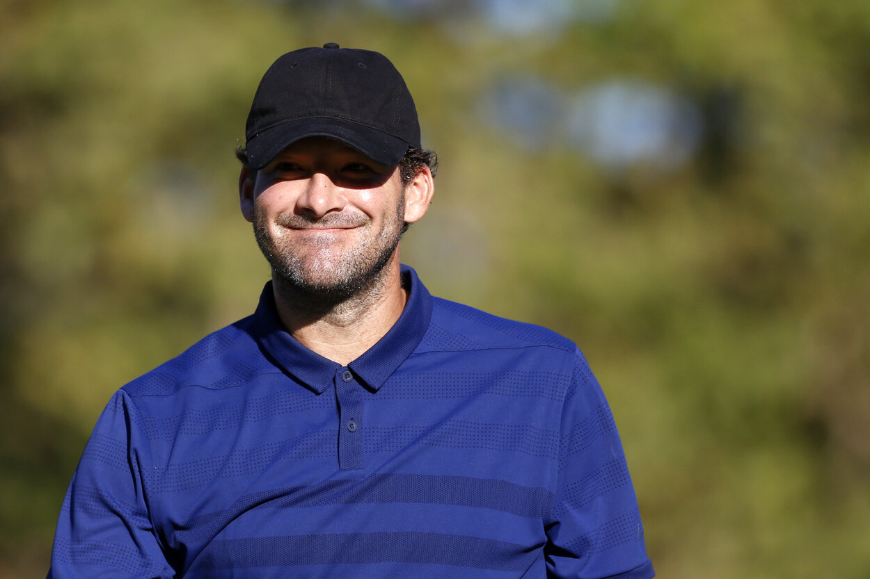 Former Dallas Cowboys quarterback Tony Romo is about to call his second Super Bowl for CBS, and he's staying humble about his broadcasting journey.