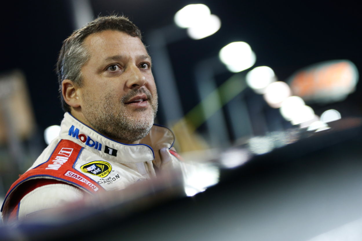 "Tony Stewart is a NASCAR legend. However, he felt like he had been ""mule-kicked in the gut"" by NASCAR after learning of its recent decision."
