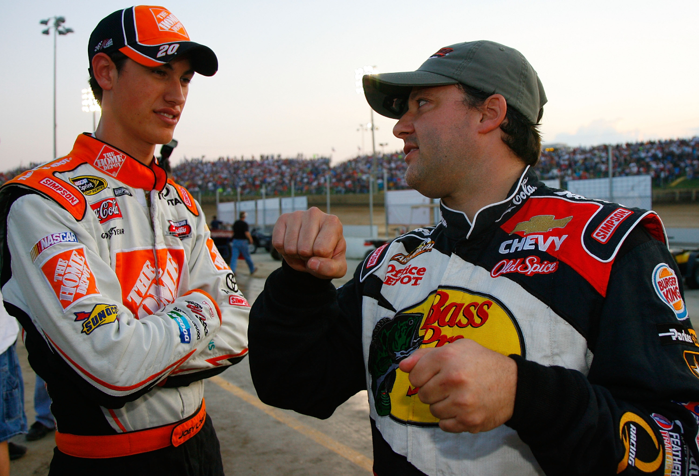 Tony Stewart is a NASCAR legend. However, Joey Logano wasn't too afraid of his legendary status, which led to a stern reply from Stewart.