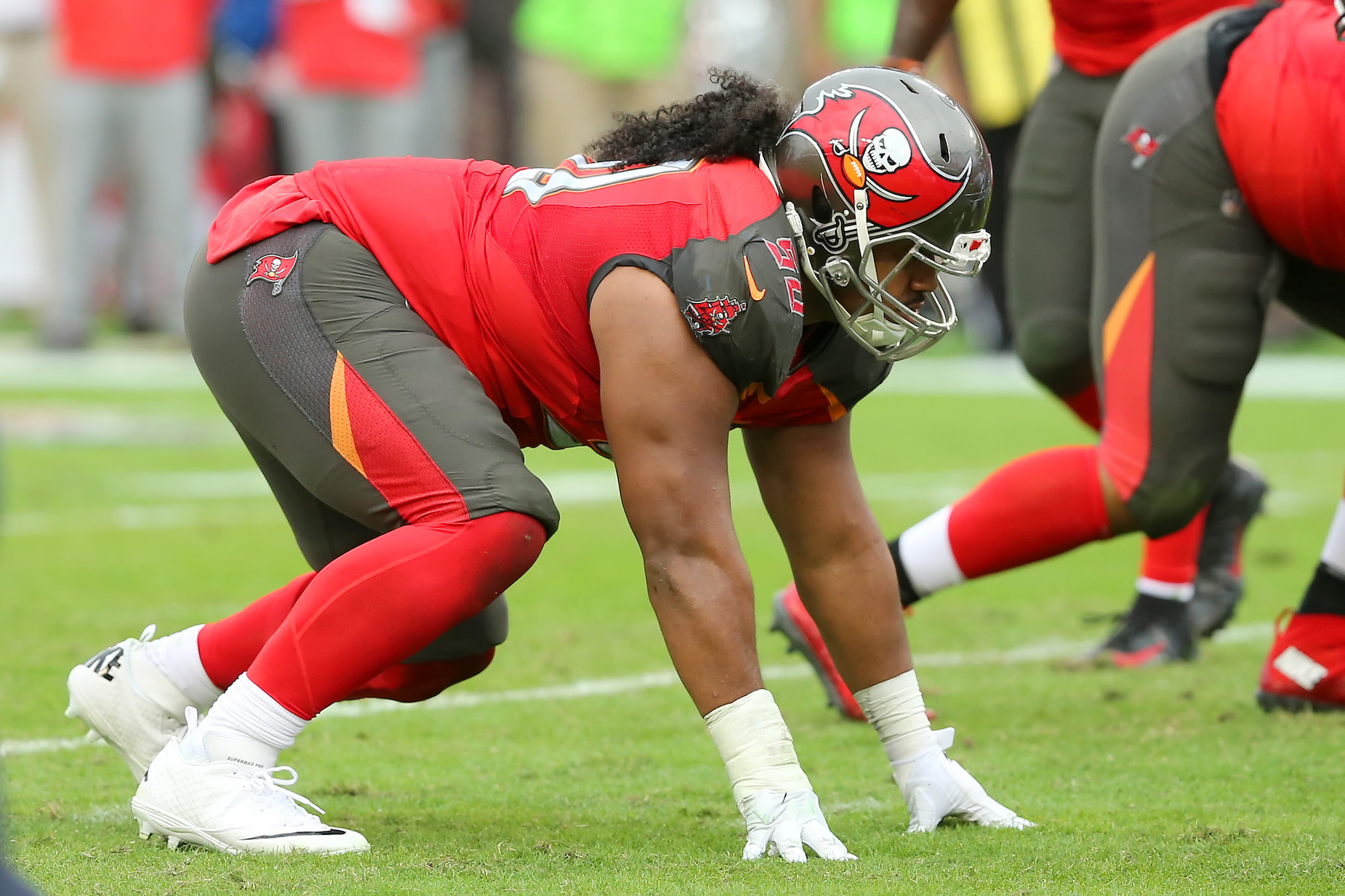 The Tampa Bay Buccaneers' Super Bowl hopes may have just gotten a major boost from Vita Vea.