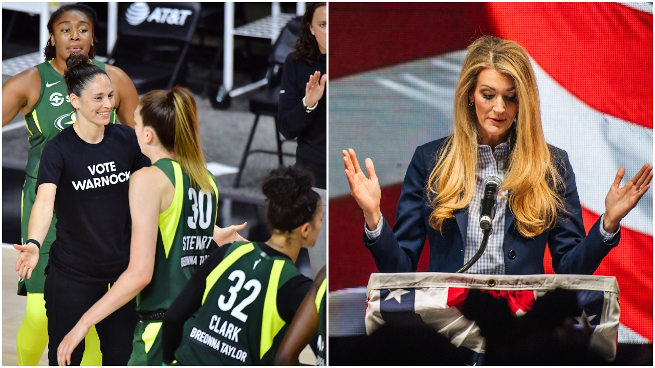 The WNBA is Almost Finished With the Exile of Kelly Loeffler