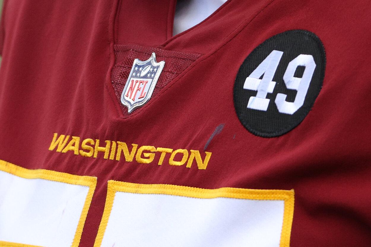 The Washington Football Team Just Made a Historic and Inspiring Hire