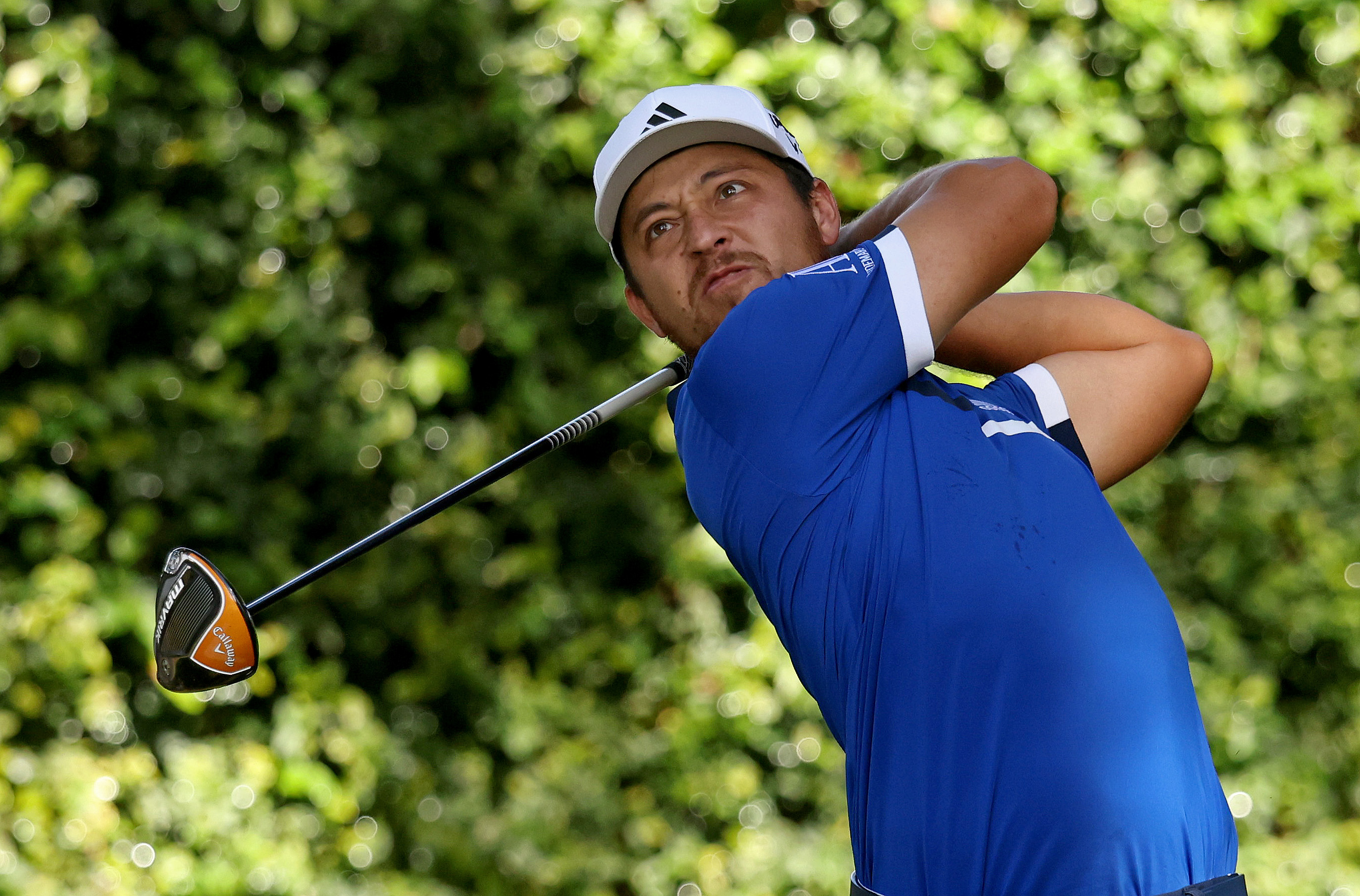 "Golf star Xander Schauffele recently had COVID-19, and he isn't mincing words about his forced quarantine. Schauffele even said he felt ""sick as a dog."""