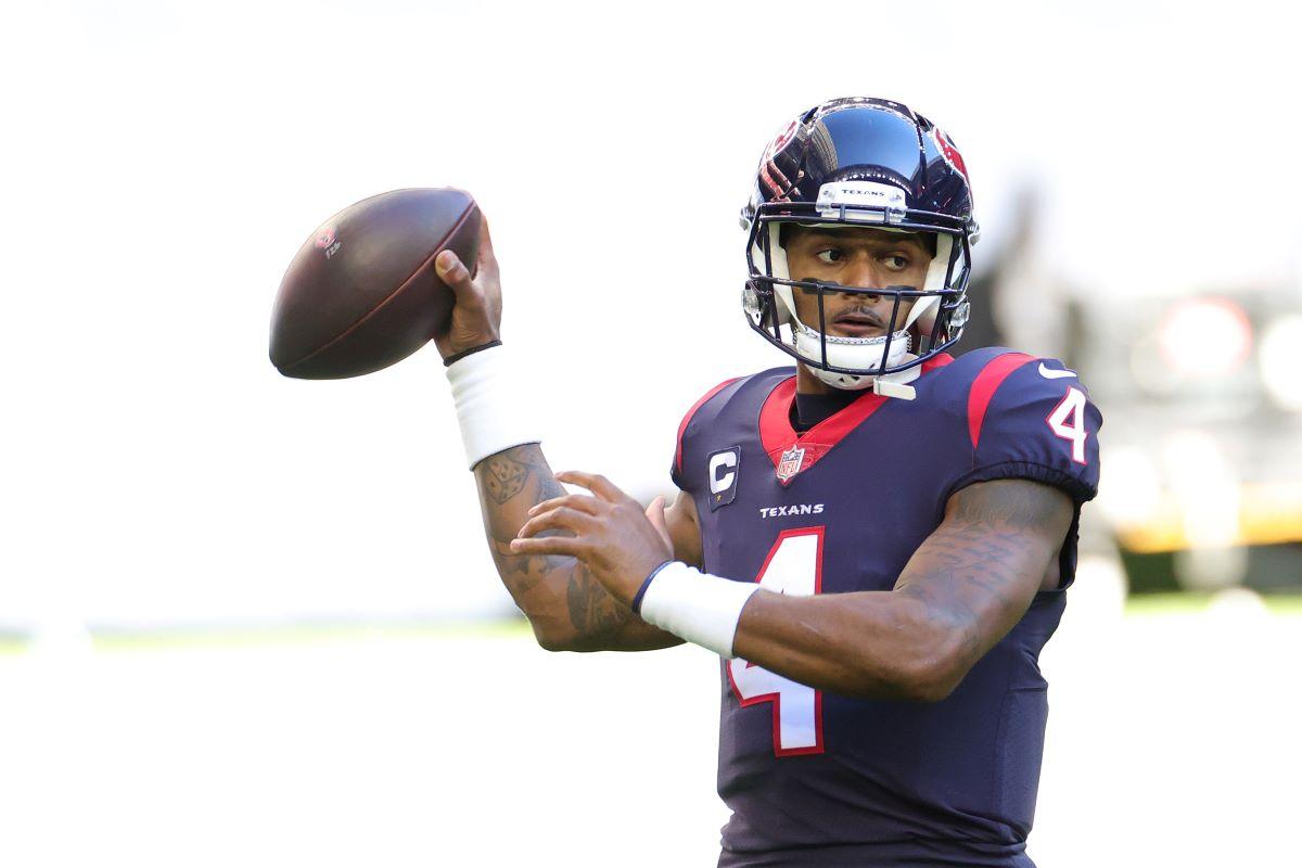 Mitchell Trubisky, Bears, Deshaun Watson, Texans