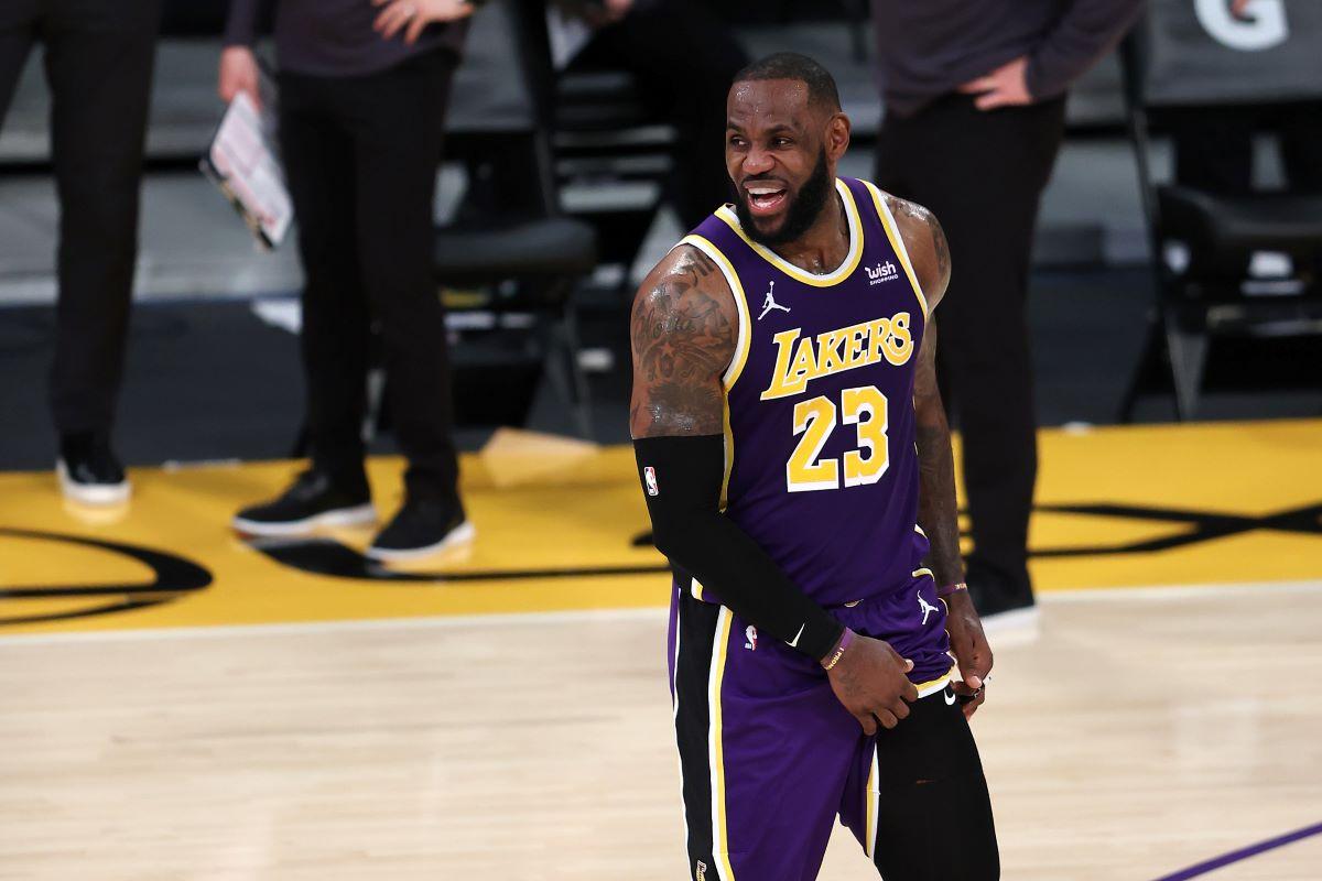 Lakers, LeBron James, NBA