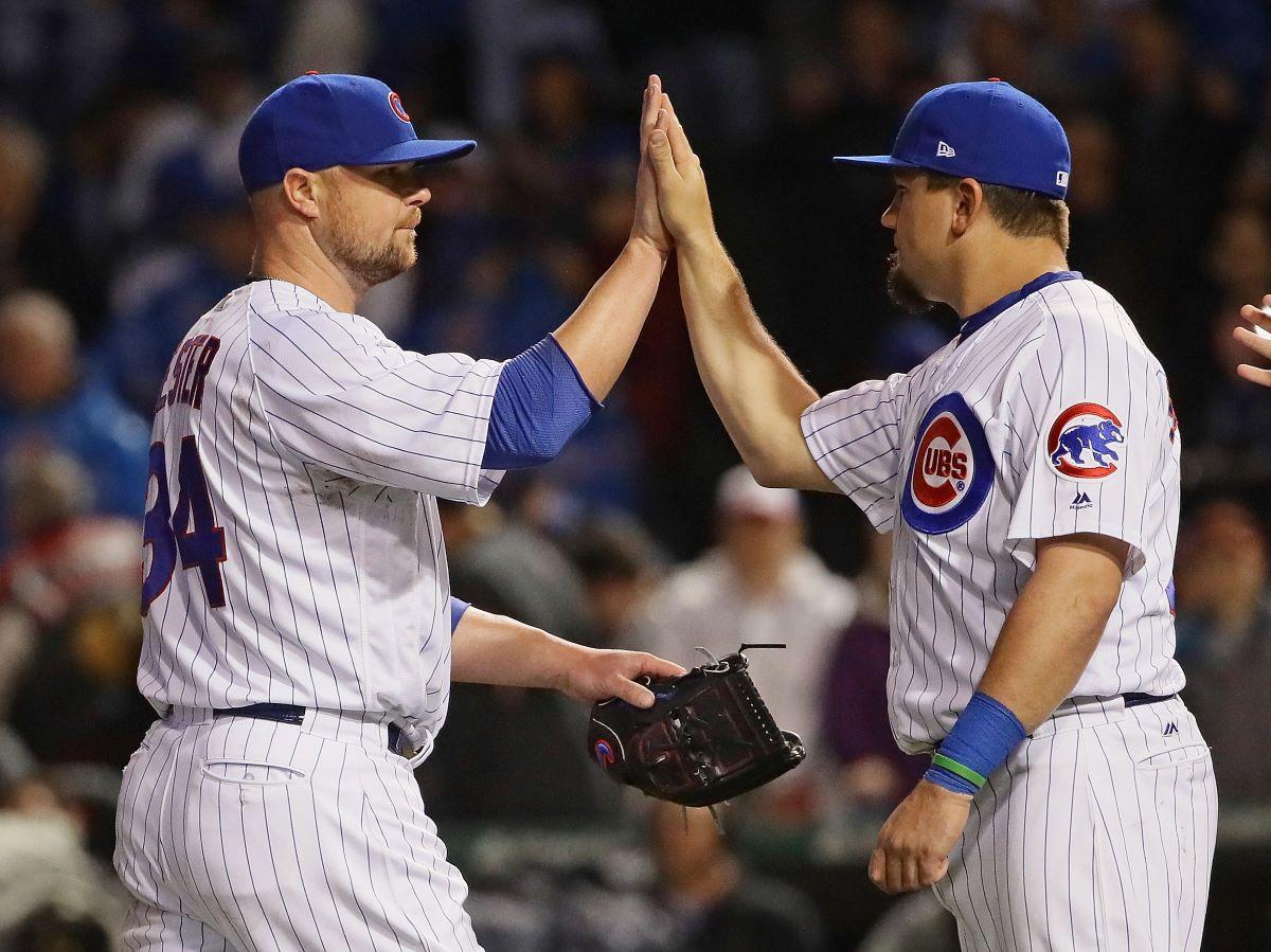 Cubs, Nationals, Jon Lester