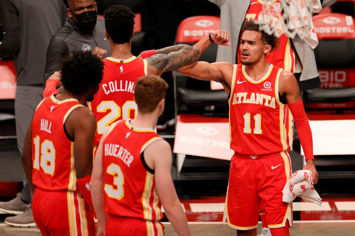 Hawks Star Trae Young Gets Thrown Under the Bus by His Best Teammate