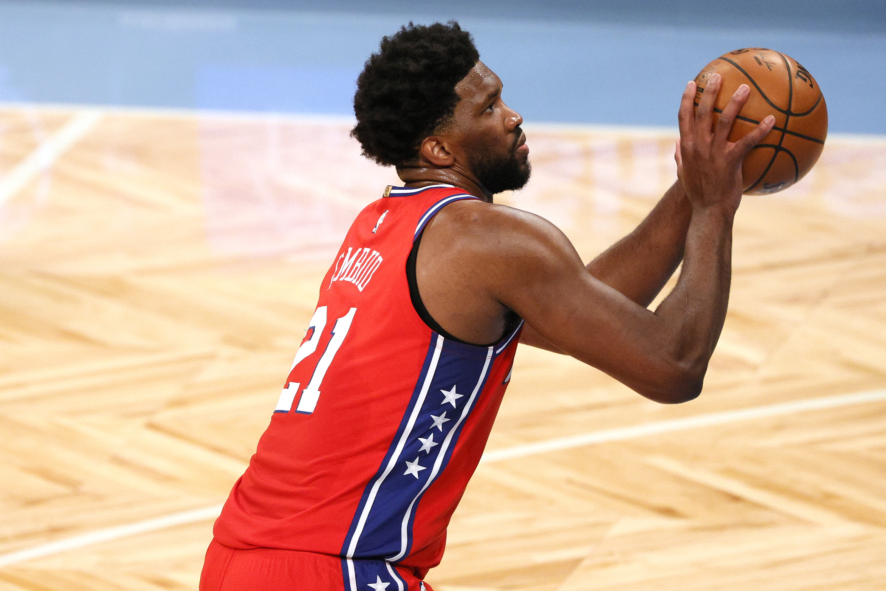 Joel Embiid Reacts to NBA's Handling of COVID-19