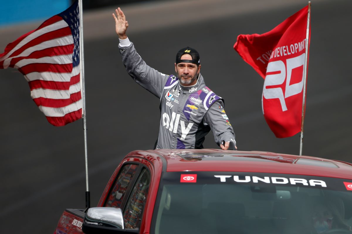 NASCAR, Jimmie Johnson