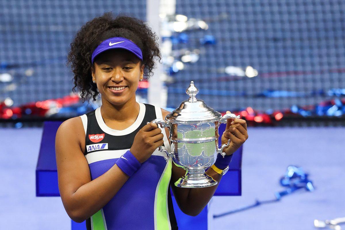 Naomi Osaka, Tennis, North Carolina Courage