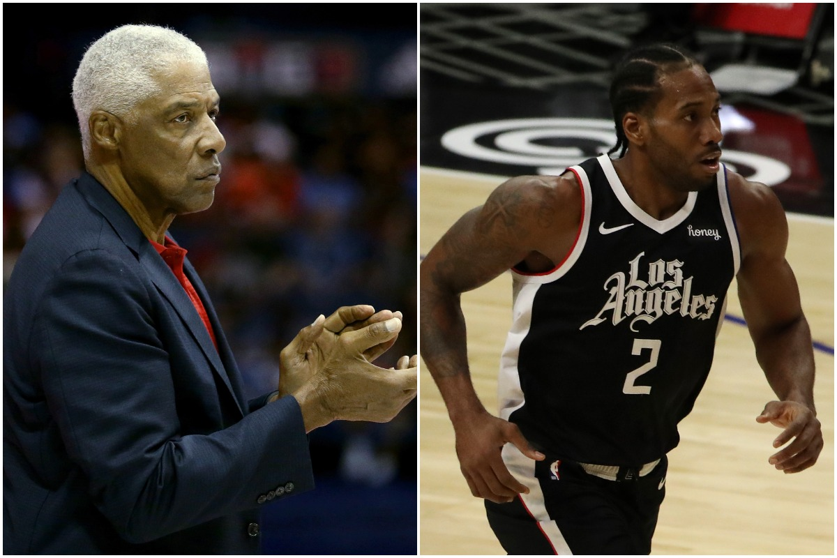 Julius Erving Reveals Why Kawhi Leonard Is His Favorite Player to Watch in the NBA