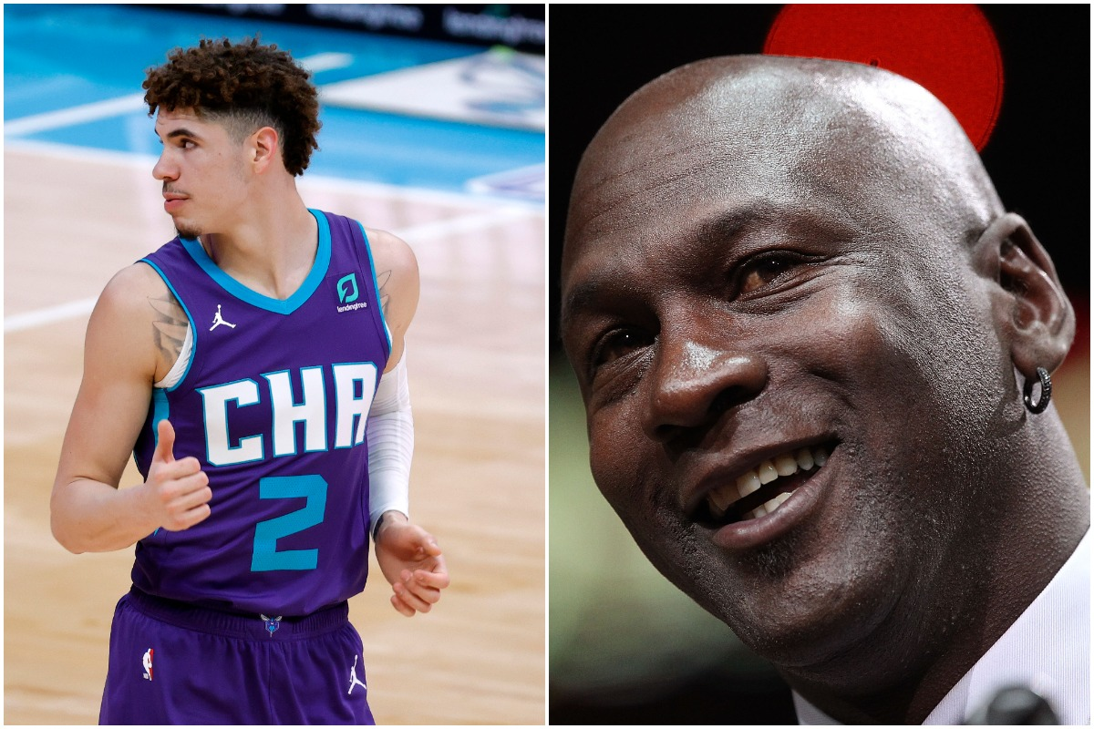 LaMelo Ball Did Something Against the Pacers That Michael Jordan Never Accomplished in His Career