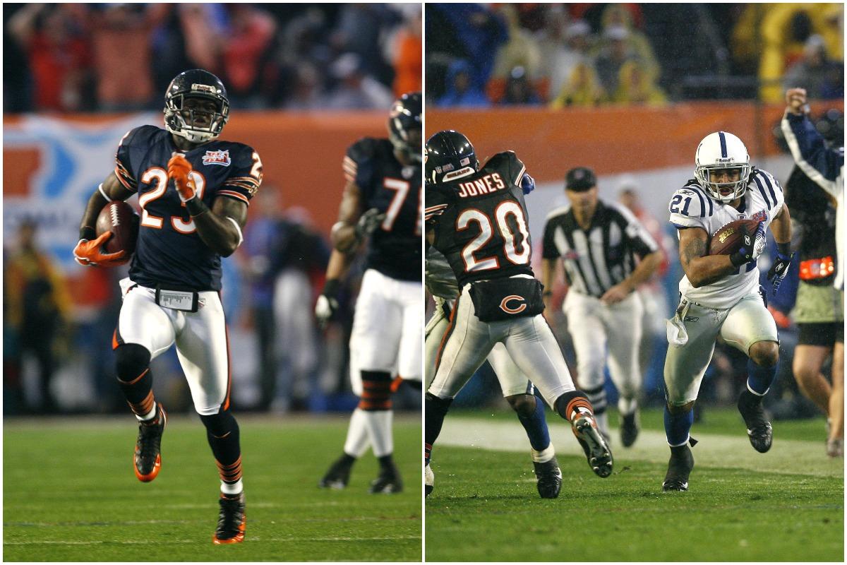 Bears, Super Bowl 41