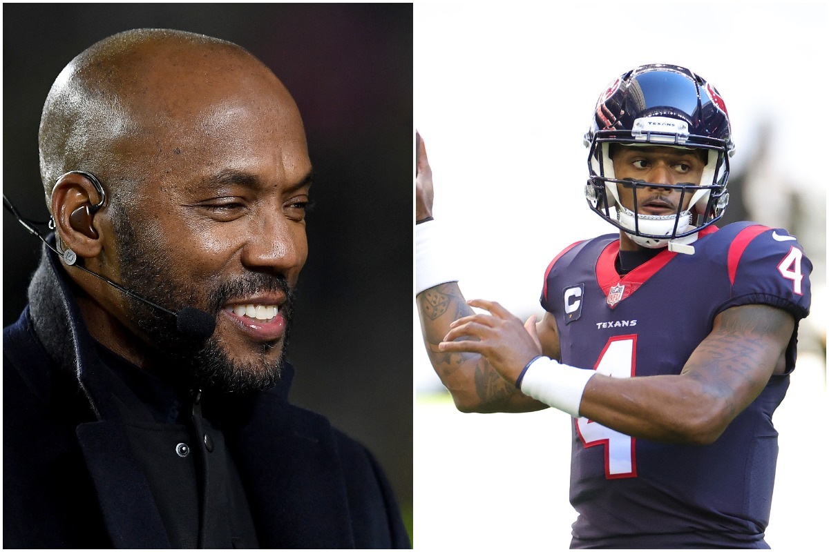 ESPN's Louis Riddick Reveals Why He Guarantees the Bears Will Try and Trade for Deshaun Watson