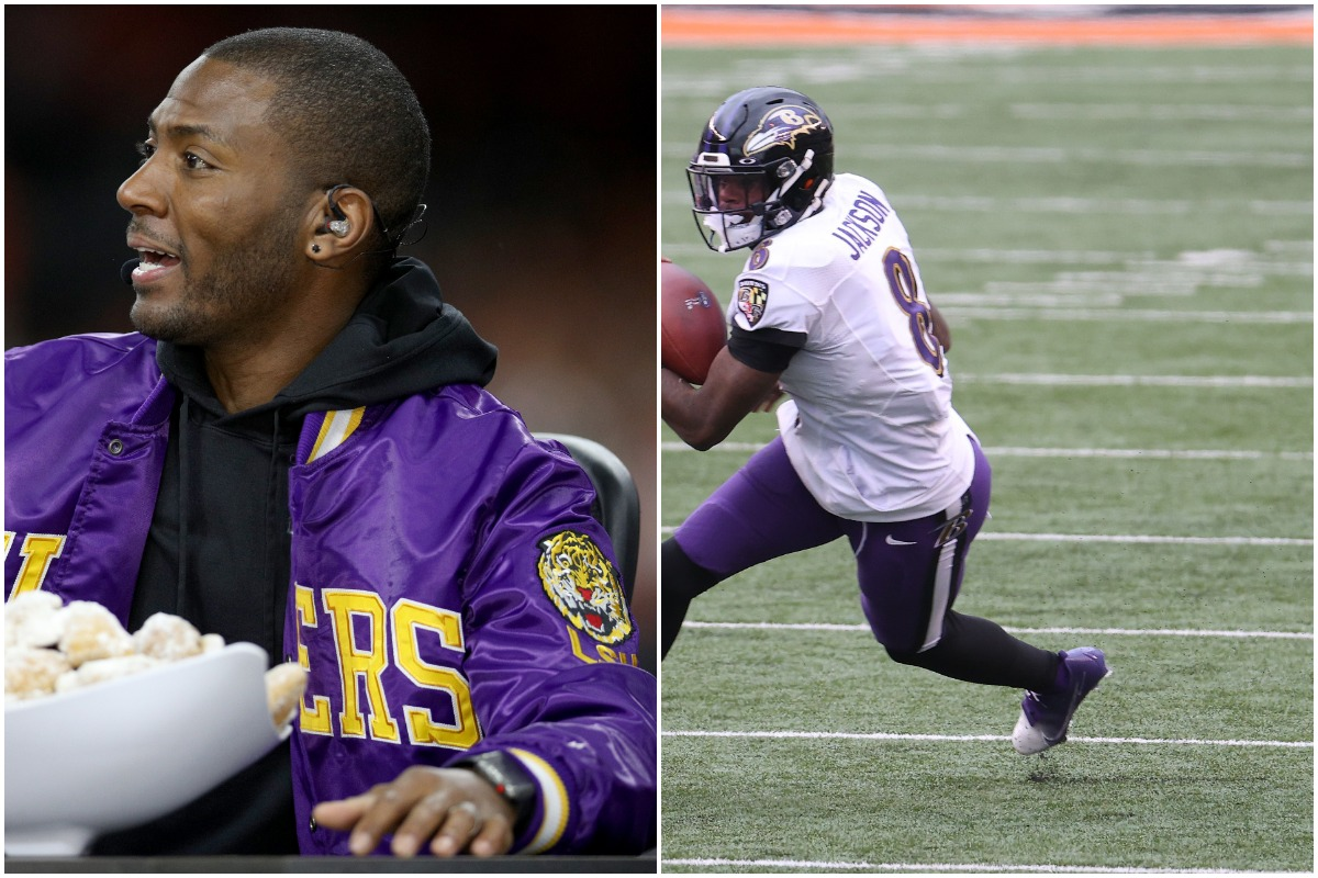 Ryan Clark Puts Away His Steelers Pride in Passionate Defense of Ravens Star Lamar Jackson