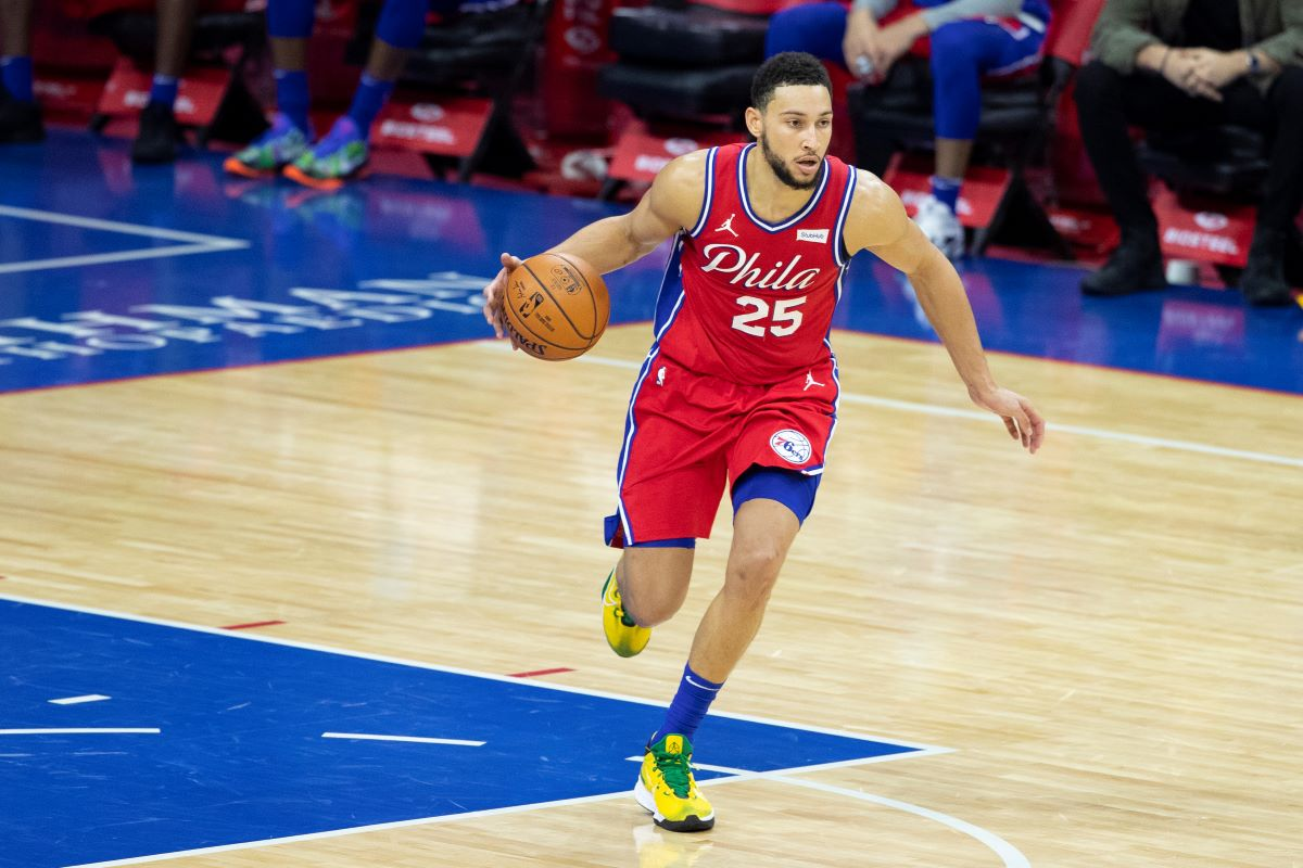 The Sixers May Trade for a Player Ben Simmons Once Wanted to Fight