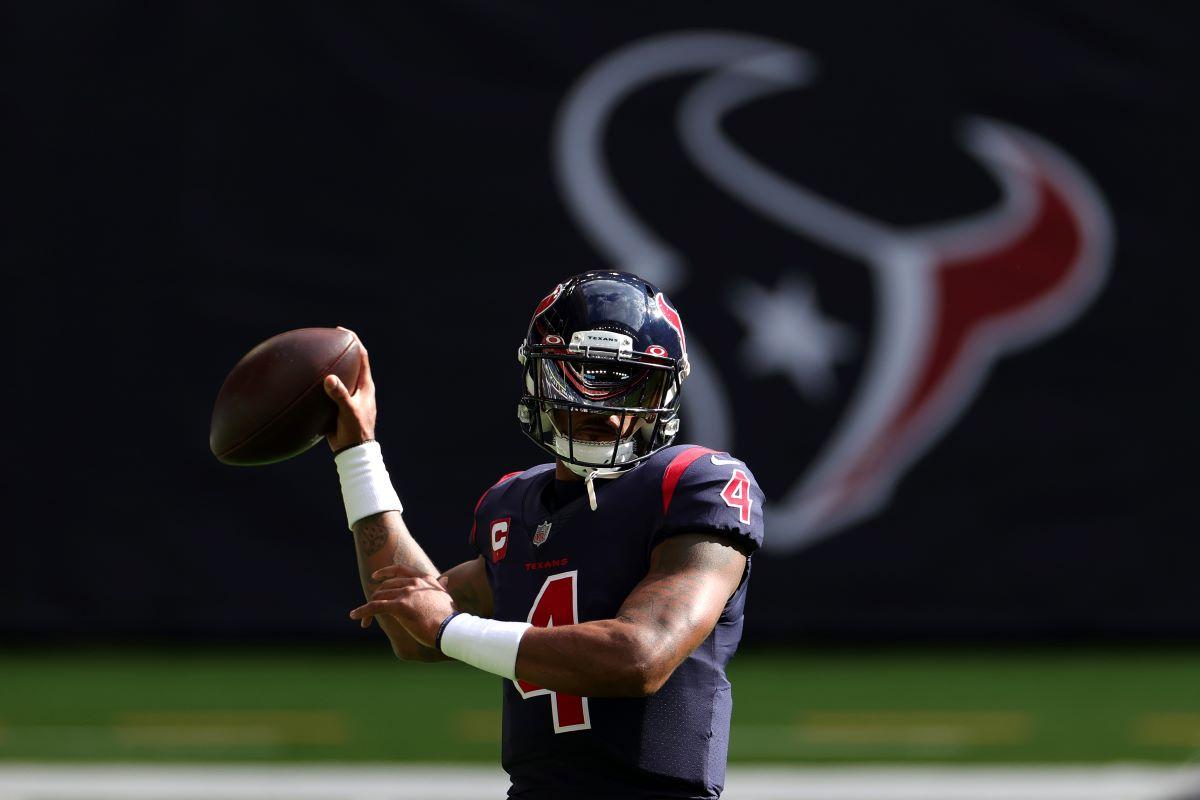 Deshaun Watson, Texans, NFL