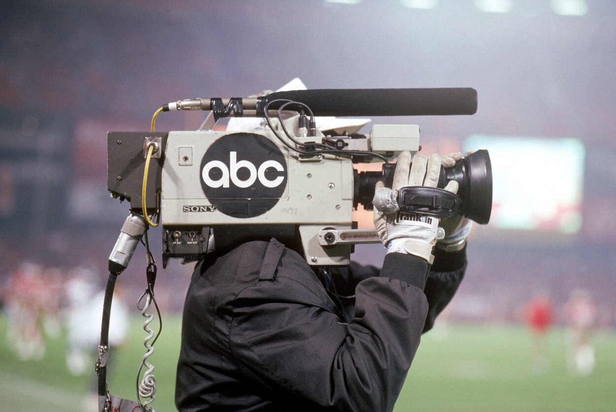ABC Is Inching Even Closer to Regaining the NFL Broadcast Rights