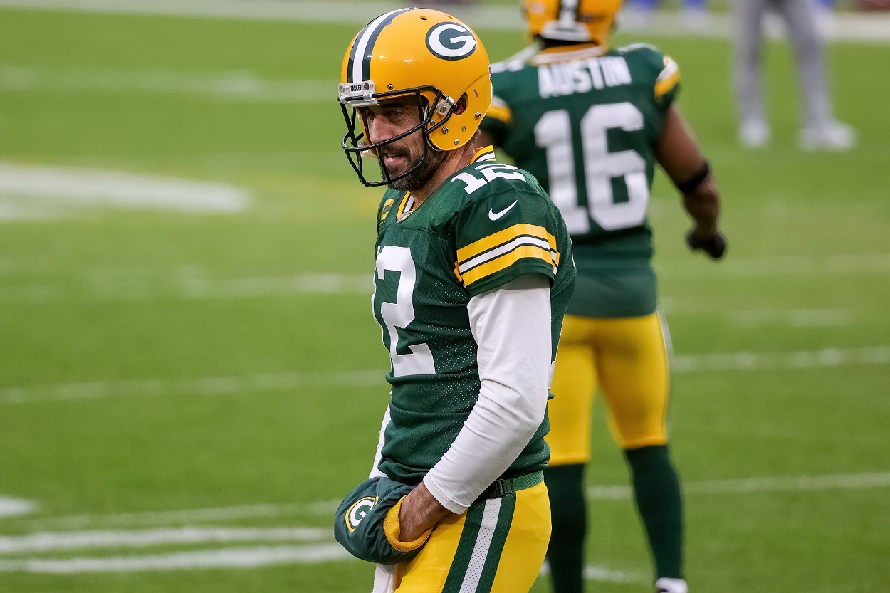 Aaron Rodgers ex teammate real message to Packers