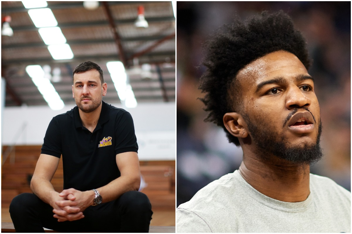 Many might not remember the weird incident between Jordan Bell and Mike Brown. Former NBA player Andrew Bogut reveals what actually happened.