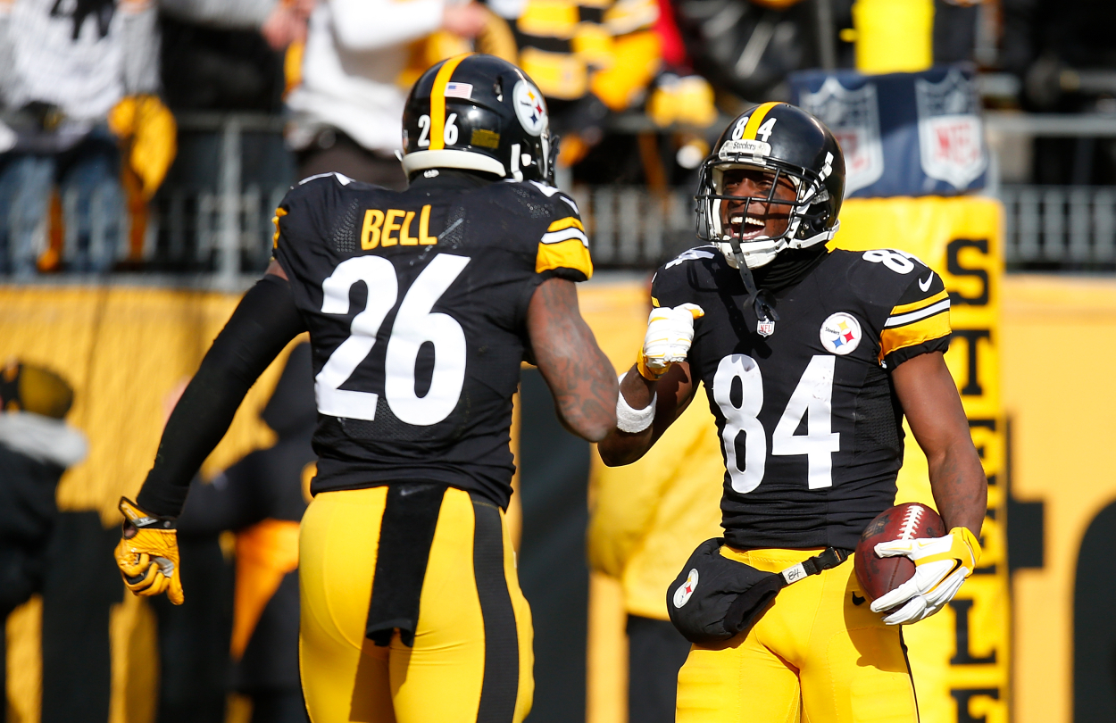 The Steelers dominated with Le'Veon Bell and Antonio Brown. However, did Le'Veon Bell and Antonio Brown ever win a Super Bowl in Pittsburgh?