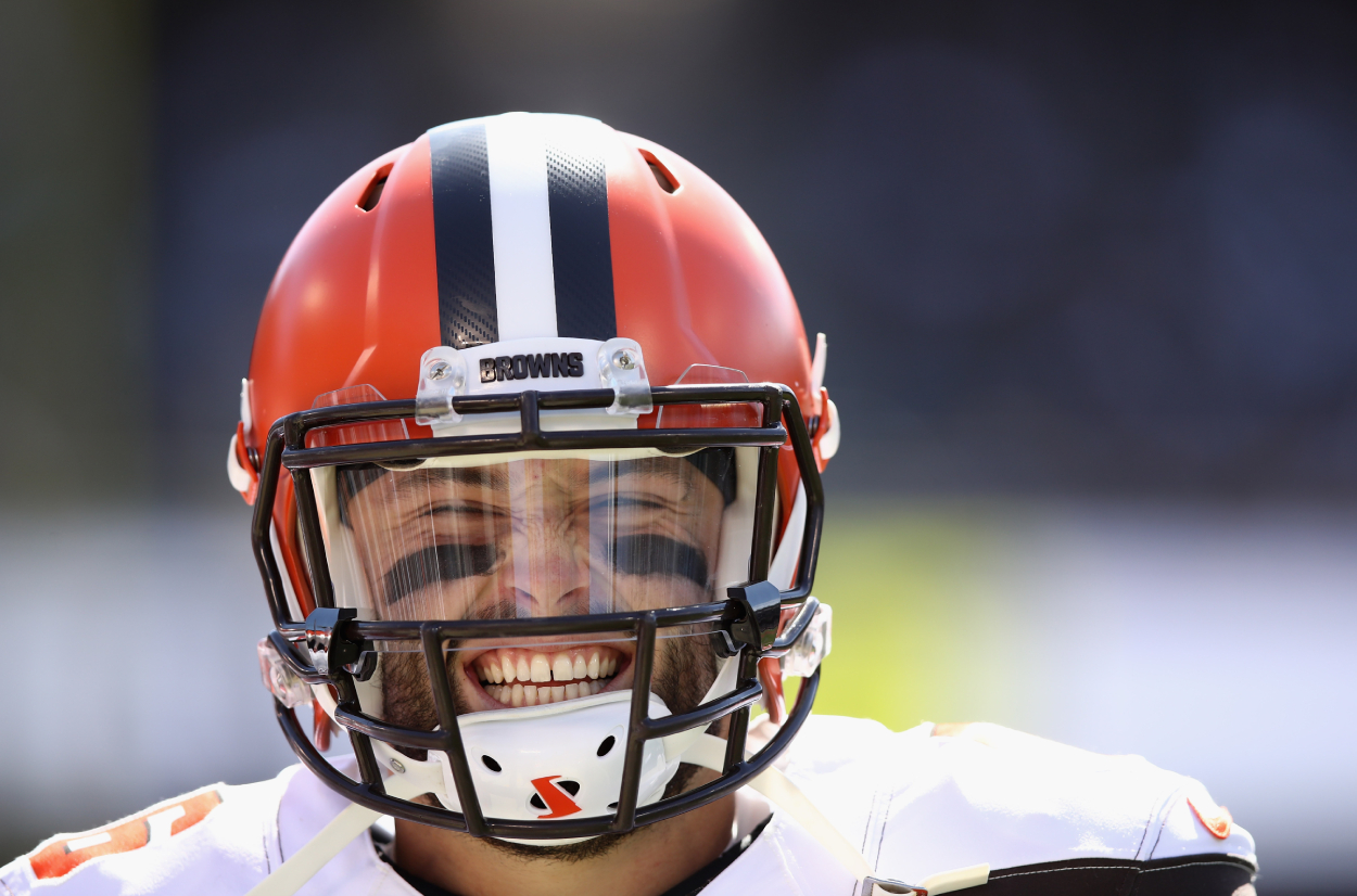 Baker Mayfield May Soon Have a New Star Teammate on the Cleveland Browns