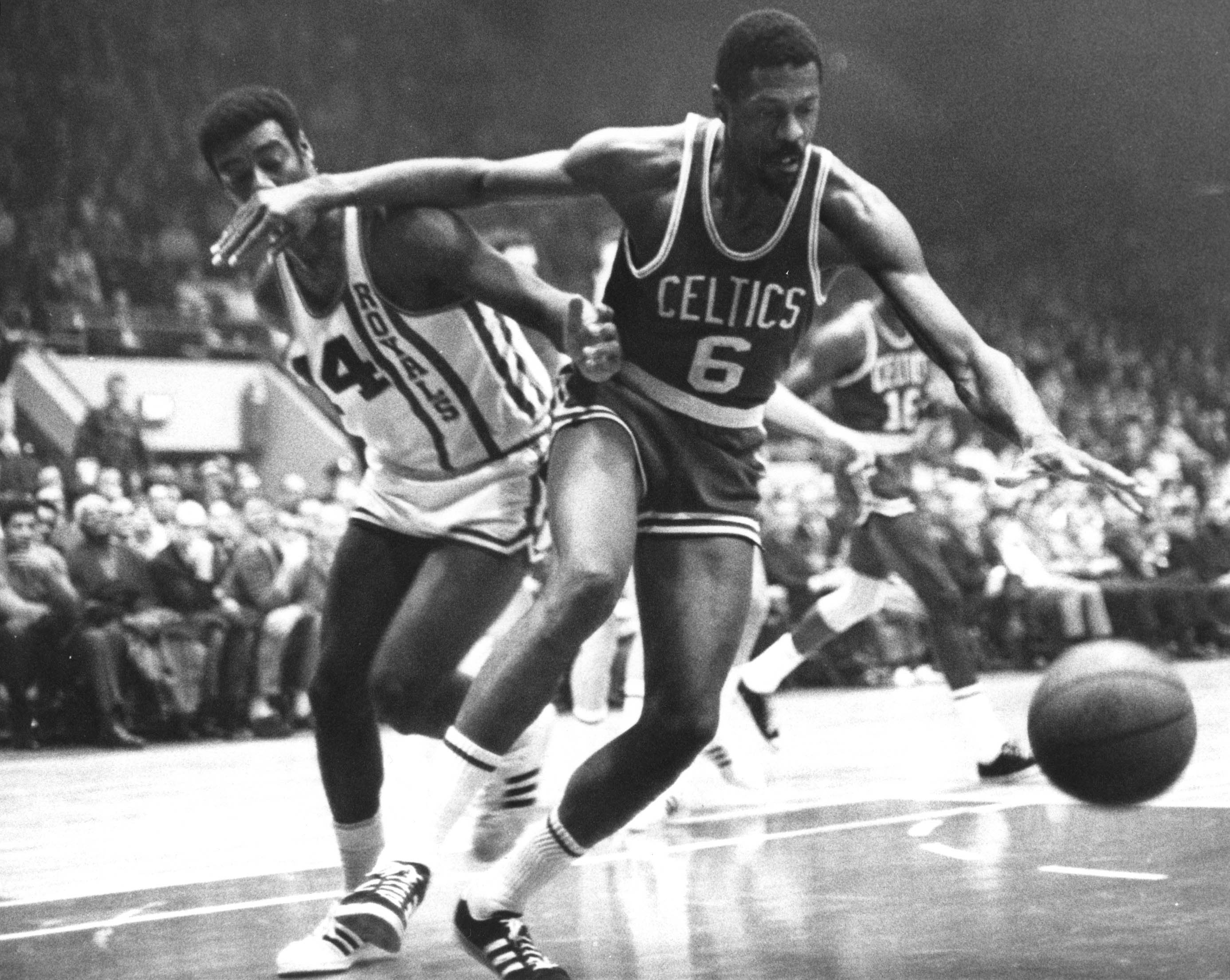Why is Bill Russell hardly ever in the GOAT debate?