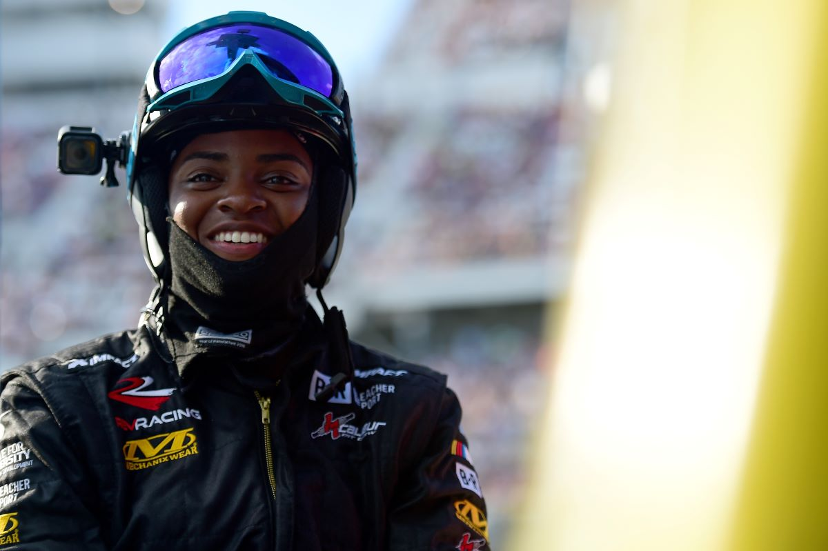 First Black Woman Making NASCAR History Without Getting Behind the Wheel