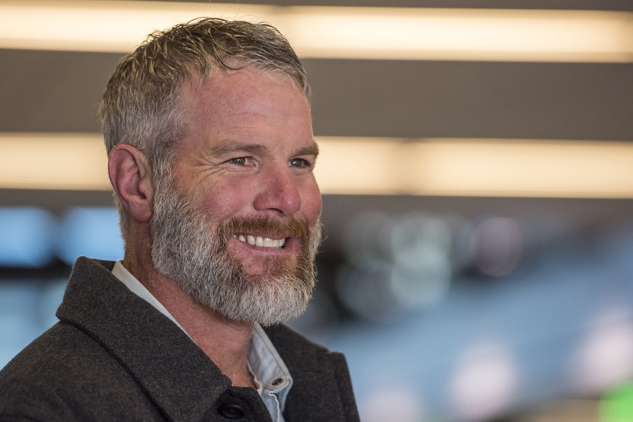 Brett Favre Is Putting His Money Where His Mouth Is to Revolutionize Concussion Treatment