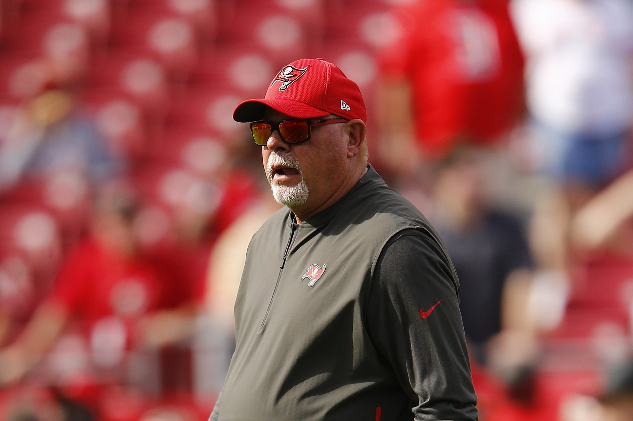 Bruce Arians Has Battled Three Forms of Cancer, Is Missing Part of a Kidney, and Now Has a Chance to Make Super Bowl History