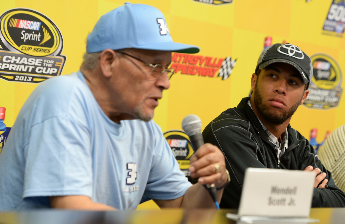 Bubba Wallace has become one of NASCAR's biggest stars thanks to his dad making an expensive vehicle purchase.