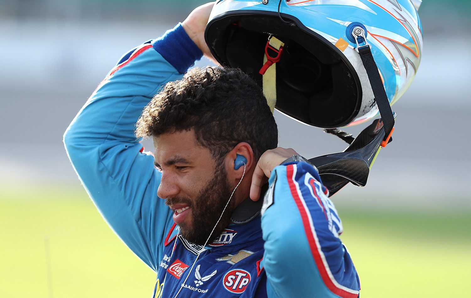 Bubba Wallace has moved to the 23XI Racing team owner by Michael Jordan and Denny Hamlin for the 2021 NASCAR season