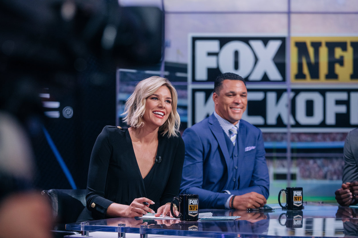 Charissa Thompson Surprises Podcast Co-Host Erin Andrews When Revealing the Time Mike McCarthy Had Her Kicked Out of Lambeau Before NFC Championship Game for Inappropriate Behavior