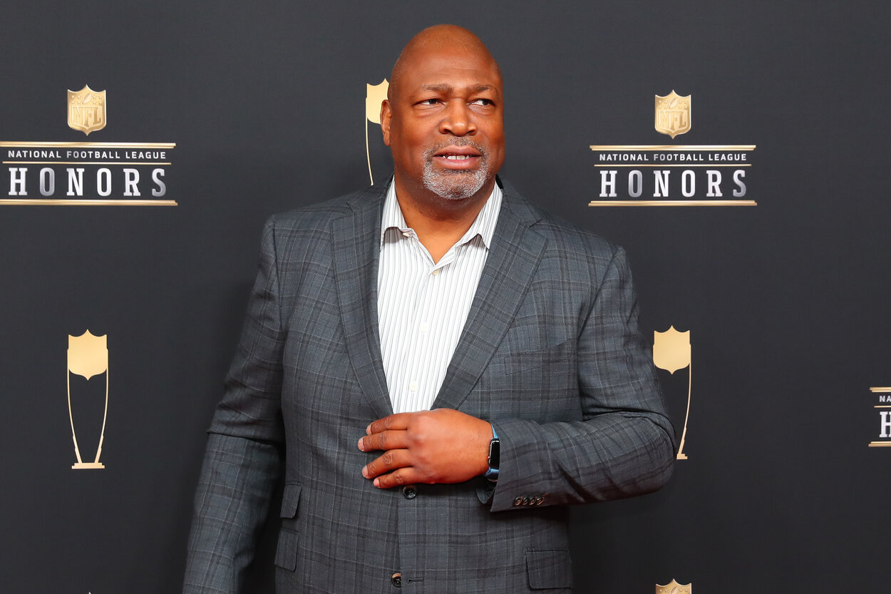 NFL Legend Charles Haley Attempted Suicide at a Young Age Before Becoming a Mental Health Advocate