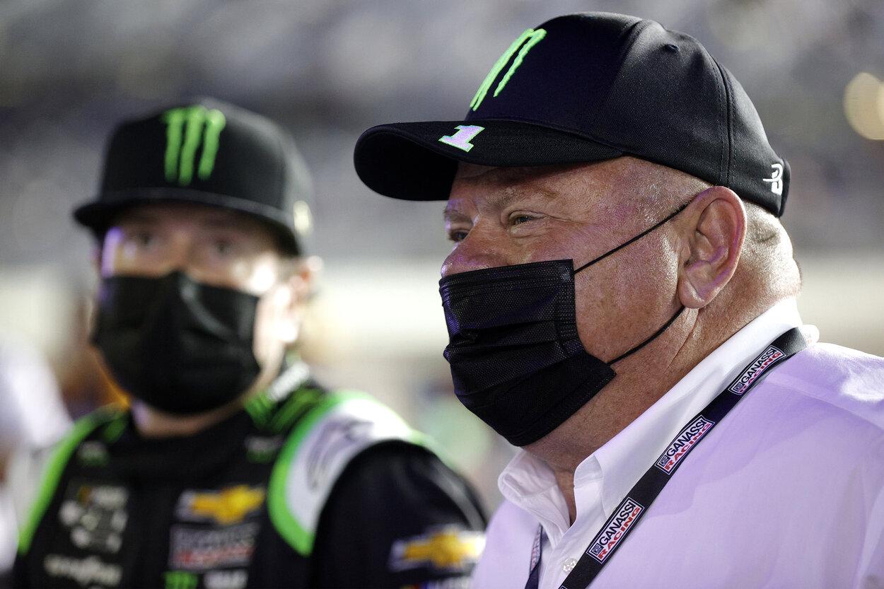 NASCAR owner Chip Ganassi in 2020.