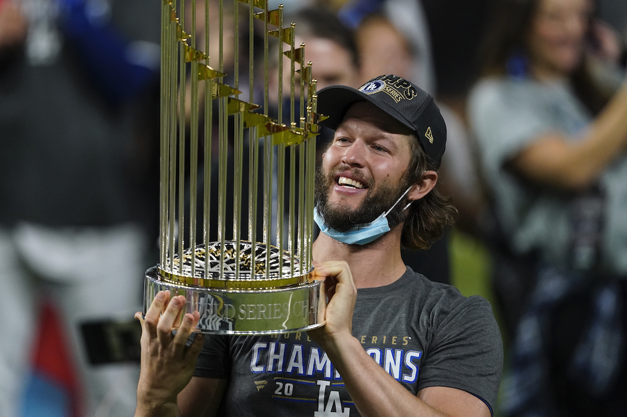 Clayton Kershaw Discusses His Plans Beyond 2021 and Surprisingly It Might Not Be in Dodger Blue