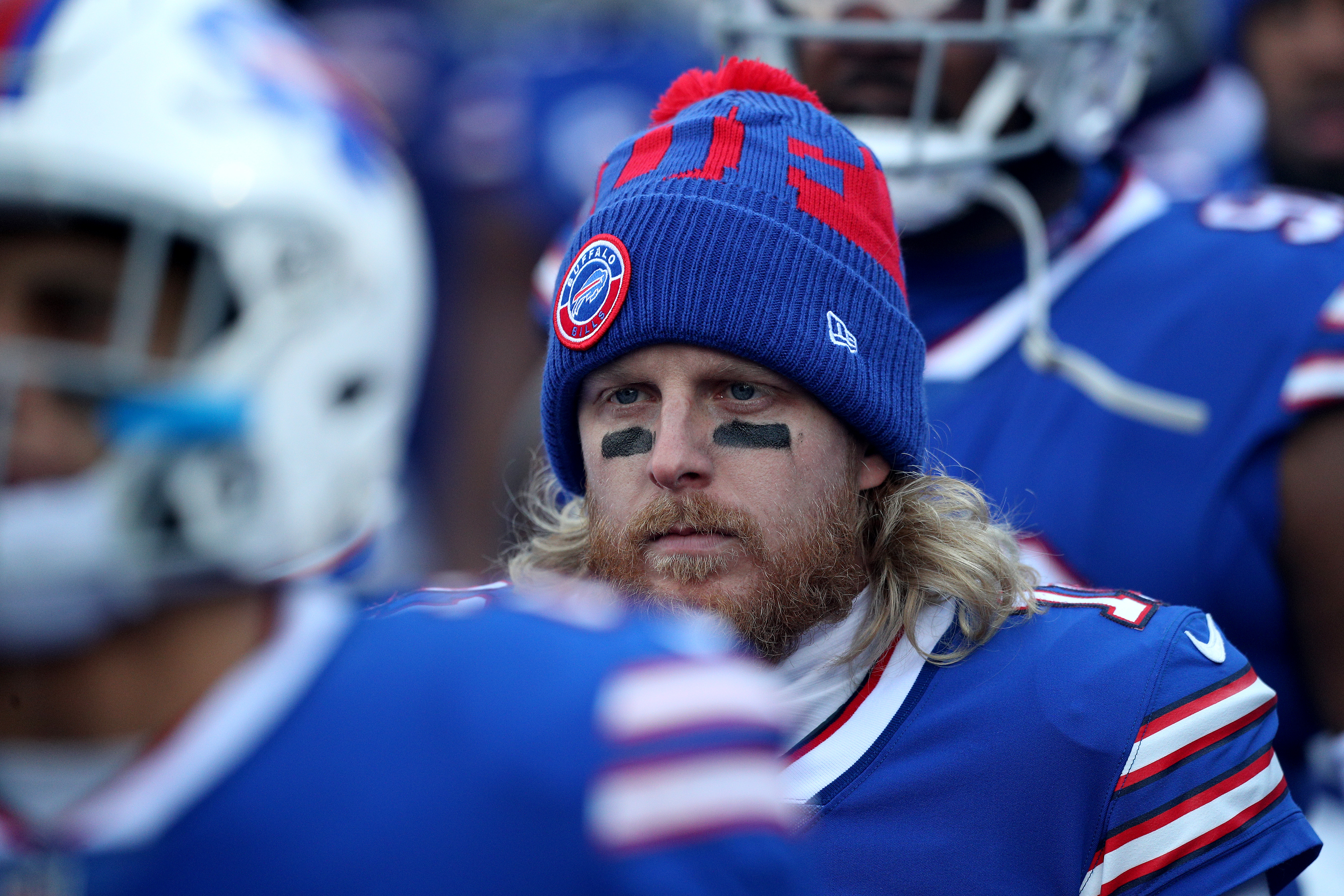 The Buffalo Bills' Cole Beasley