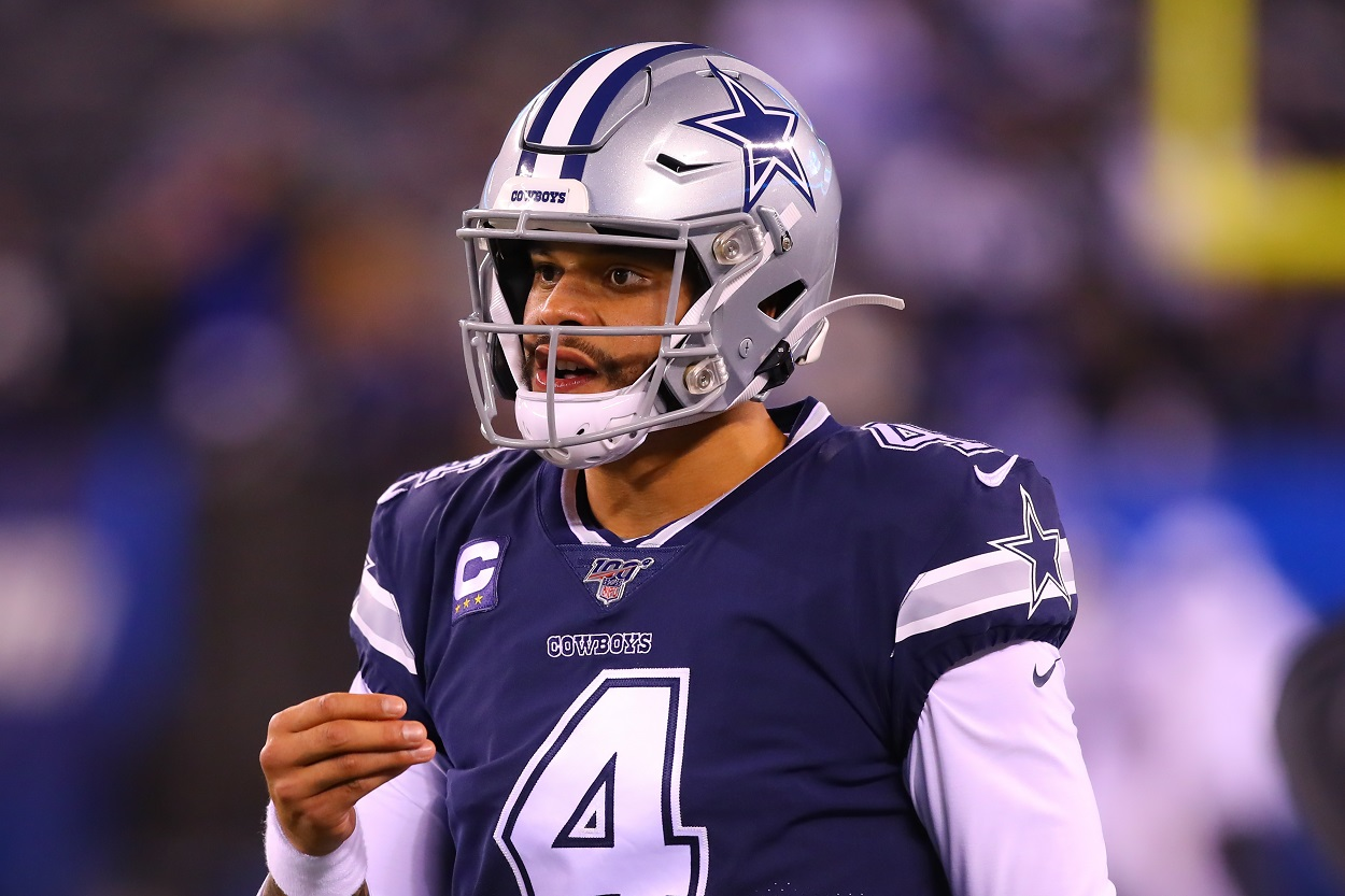 Dak Prescott drops hint future Dallas Cowboys