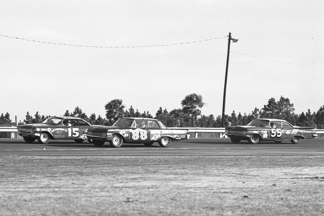 Dale Earnhardt Jr. visit how NASCAR got its name