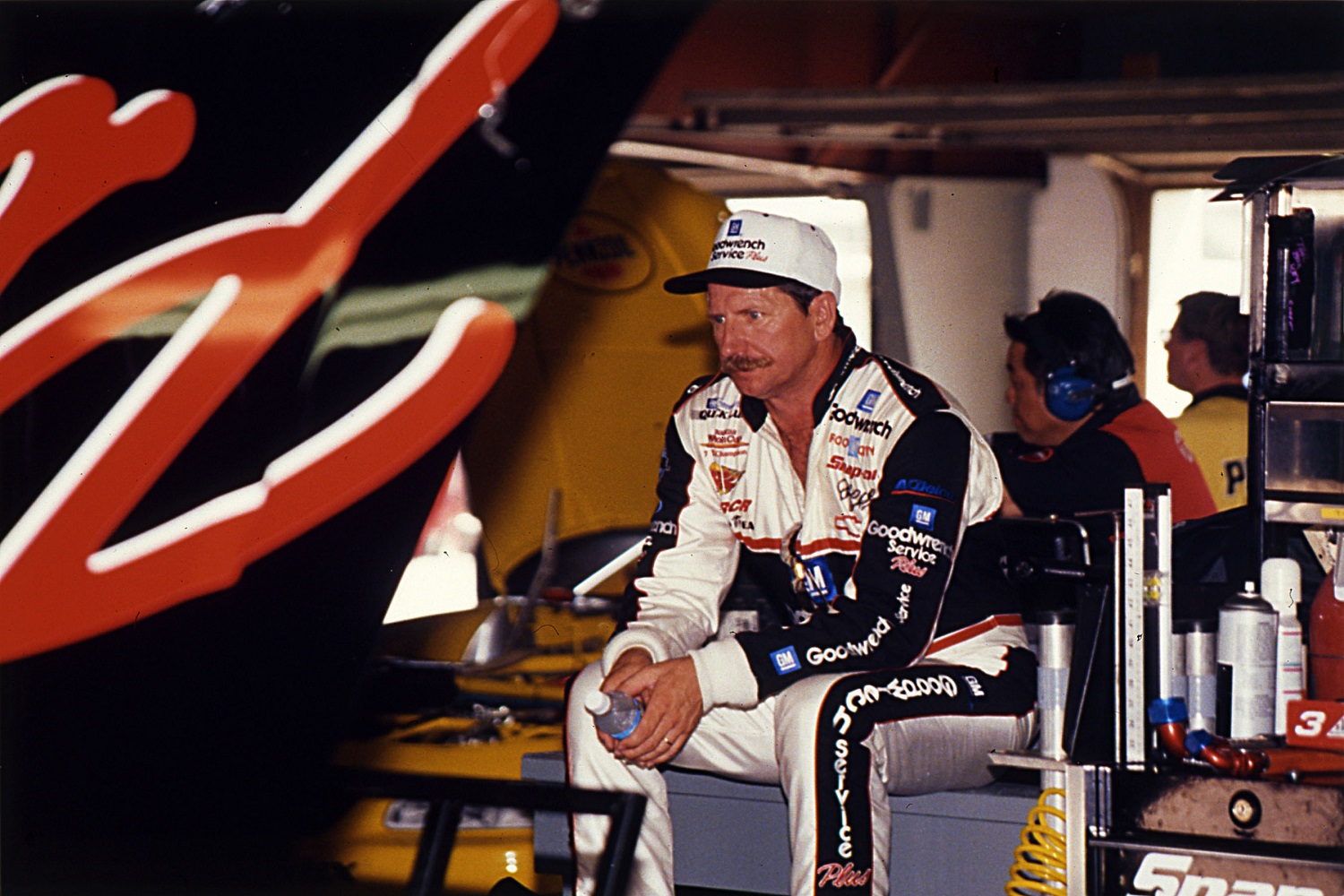 Dale Earnhardt Might Have Lived If NASCAR Had Learned from J.D. McDuffie's Tragic Death