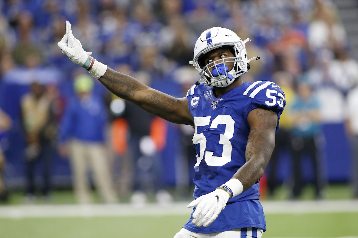 NFL star Darius Leonard gives a few rules to any free agent interested in joining the Indianapolis Colts, especially defensive players.