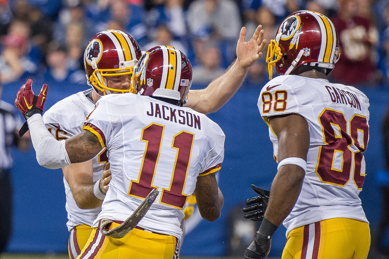 Jay Gruden Just Eviscerated Desean Jackson and Pierre Garcon for Their Roles in an Ugly Washington Moment