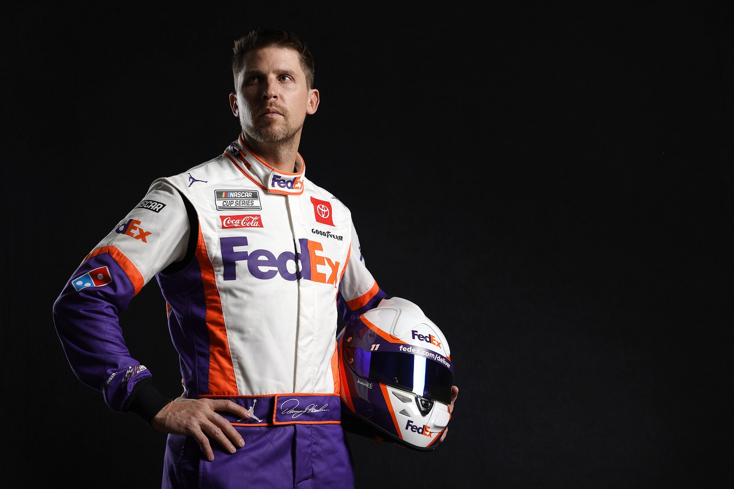 Denny Hamlin Is Walking a Dangerous Tightrope in the NASCAR Cup Series