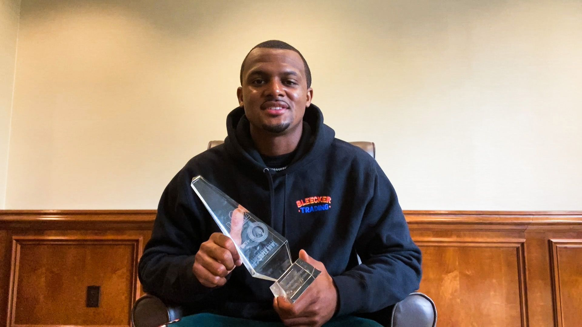 Deshaun Watson Gets Hard-Hitting Advice From Former NFL QB: 'Be Careful What You Ask For'