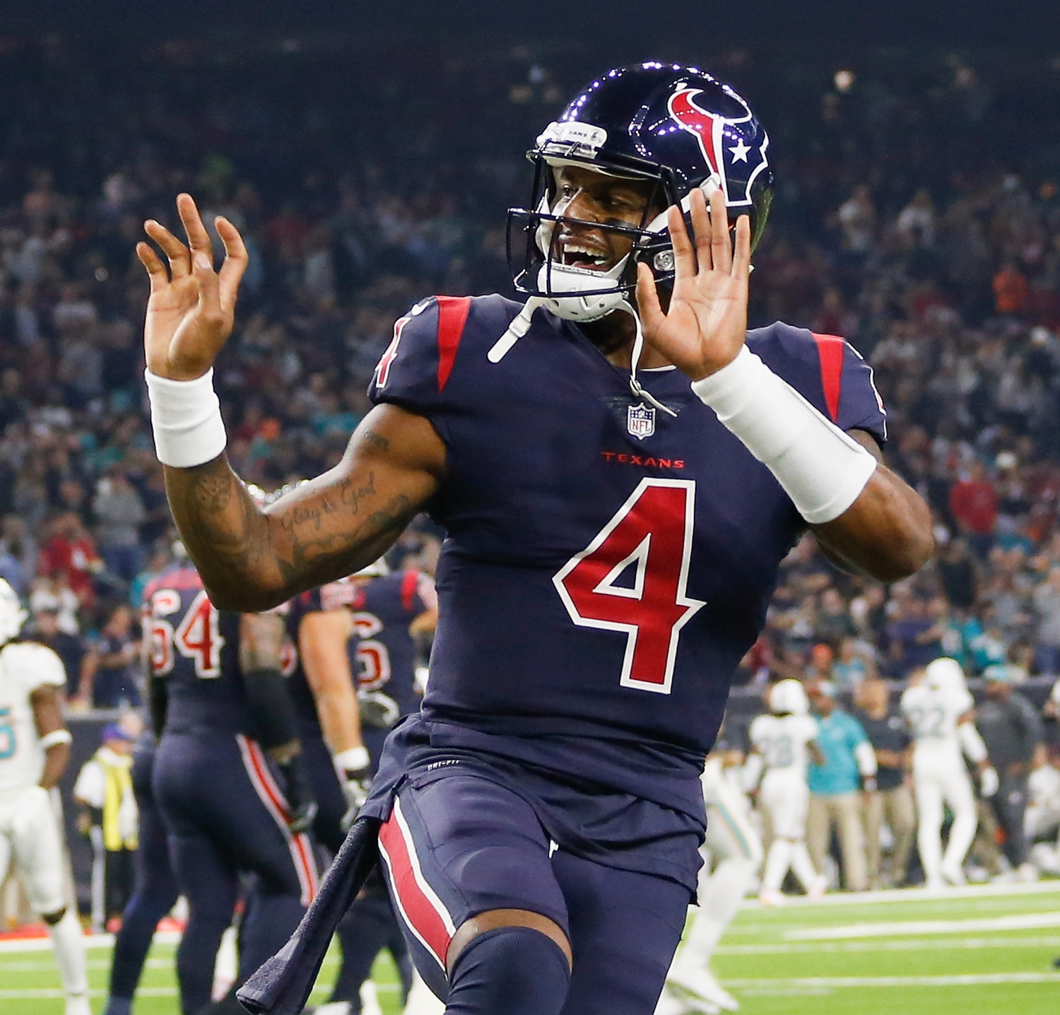 Deshaun Watson Reportedly Has an AFC East Team Ready to Rescue Him From Houston