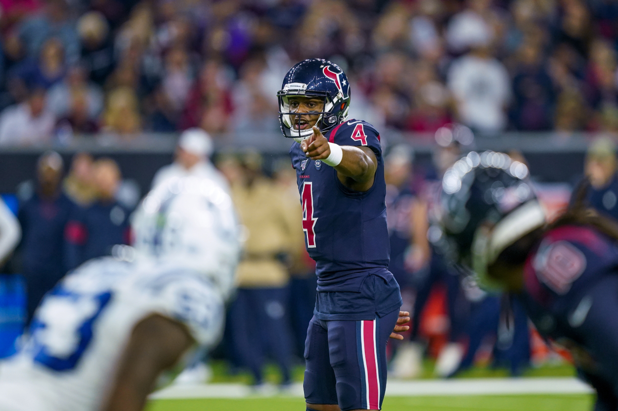Deshaun Watson May Have a Familiar Rival Trying to Acquire Him