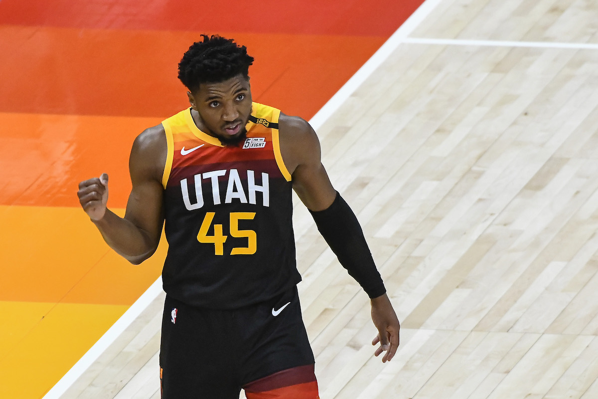 The Utah Jazz Should Be Pumped About Their Title Chances After Seeing the Rest of the NBA Schedule