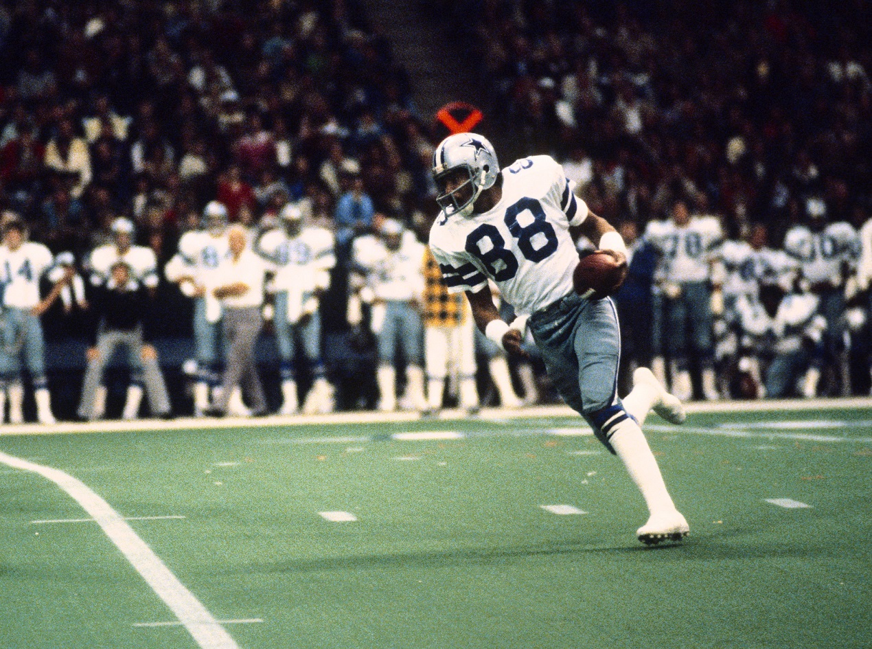 Dallas Cowboys WR Drew Pearson